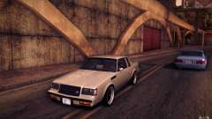 Buick Regal GNX for GTA San Andreas