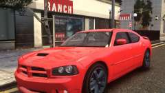Dodge Charger SRT8 2006 for GTA 4