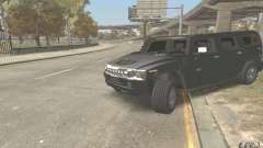 Hummer H2 Stock for GTA San Andreas