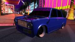 VAZ 2101 Drift Car