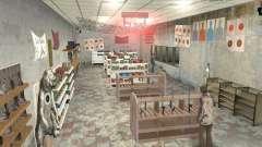 A bustling shop Ammu-Nation v3 (Final)