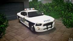 FIB Buffalo NYPD Police for GTA 4