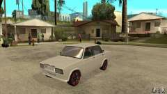 VAZ 2107 Optical Tuning for GTA San Andreas