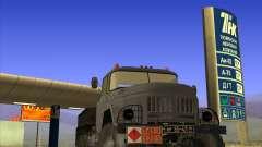 ZIL 131 Tanker