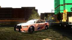 Dodge Charger 2011 Toronto Police for GTA San Andreas