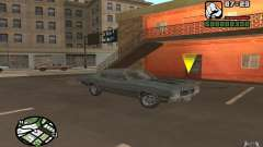 Oldsmobile 442 for GTA San Andreas