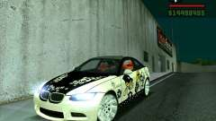 BMW M3 (E92) 2007 for GTA San Andreas