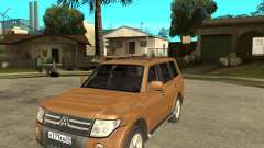 Mitsubishi Pajero for GTA San Andreas