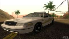 Ford Crown Victoria Illinois Police for GTA San Andreas