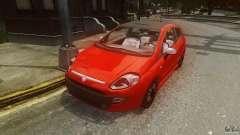 Fiat Punto Evo Sport 2010