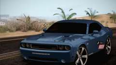 Dodge Challenger SRT8 2010 for GTA San Andreas