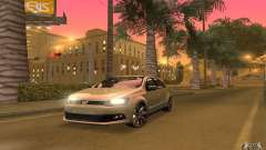 Volkswagen Gol G6 for GTA San Andreas