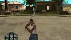 GTA IV HUD for GTA San Andreas