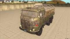 IFA 6x6 Army Truck
