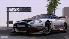 Aston Martin Racing DBRS9 GT3 for GTA San Andreas
