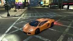 Lamborghini Aventador LP700-4 2011 EPM