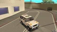 Range Rover County Classic 1990 for GTA San Andreas