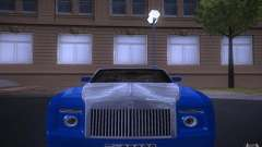 Rolls-Royce Phantom Drophead Coupe for GTA San Andreas