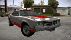 Sabre GT From GTA IV
