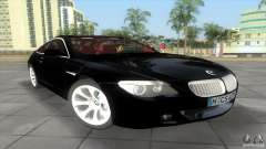 BMW 645Ci for GTA Vice City