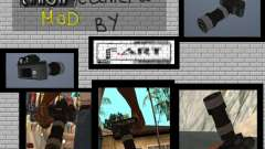 CANON Camera for GTA San Andreas