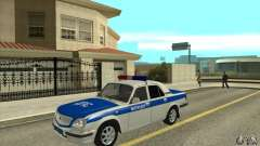 GAZ 31105 Volga DPS for GTA San Andreas