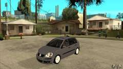 Volkswagen Polo 2008 for GTA San Andreas