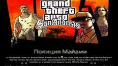 New screens of Miami + bonus for GTA San Andreas