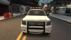 Chevrolet Tahoe NYPD V.2.0