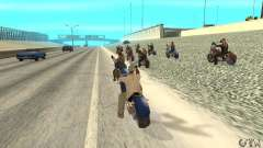 BikersInSa (The BIKERS In SAN ANDREAS)