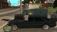 Shoot out of the car in GTA 4