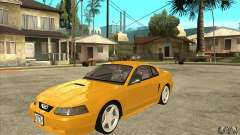Ford Mustang GT 1999 - Stock for GTA San Andreas