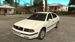 Skoda Octavia 1997 for GTA San Andreas