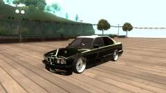 BMW M5 E34 Street for GTA San Andreas