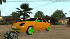 VAZ-2174 Priora Crazy Taxi