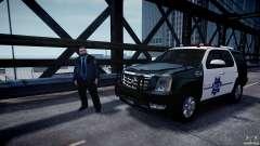 Cadillac Escalade Police V2.0 Final