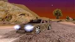 Nissan Silvia S15 By Blaze for GTA San Andreas