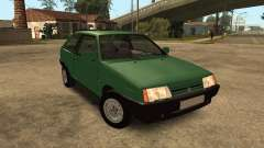 VAZ 2108 Drain for GTA San Andreas