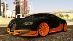 Bugatti Veyron SuperSport for GTA San Andreas