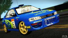 Subaru Impreza 1995 World Rally ChampionShip for GTA San Andreas