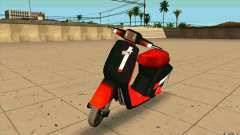 Honda Tact af09 for GTA San Andreas