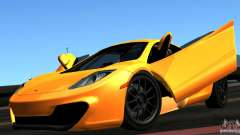 McLaren MP4-12C TT Black Revel