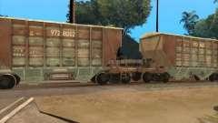 Wagons for GTA San Andreas