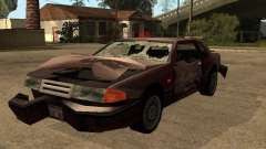 Realistic damage for GTA San Andreas