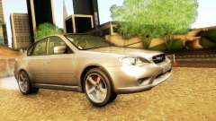 Subaru Legacy 3.0 R tuning for GTA San Andreas