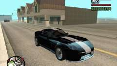 Banshee from GTA IV for GTA San Andreas