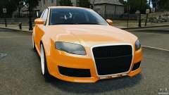 Audi RS4 EmreAKIN Edition