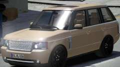 Land Rover SuperSharged