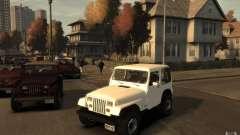 Jeep Wrangler 1986