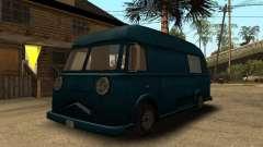 Civilian Hotdog Van